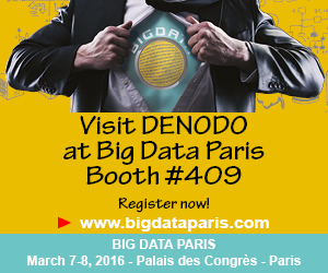 Denodo at Big Data Paris 2016