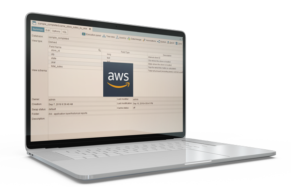 Test Drive: Denodo Platform on AWS